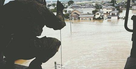 茨城県 大雨 救助 ツイッターに関連した画像-01