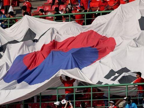 韓国 U-19アジア選手権 北朝鮮 国歌 憤慨に関連した画像-01