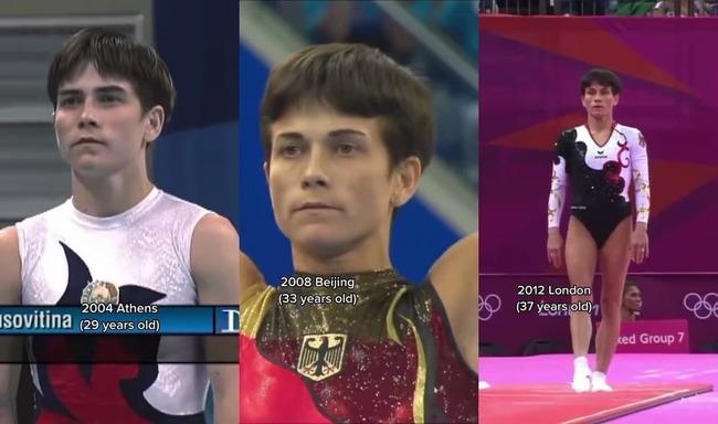 東京五輪 女子体操 オクサナ・チュソビチナ 現役最後 スタンディングオベーション ドイツに関連した画像-04