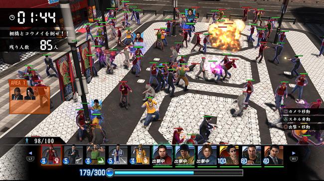 龍が如く 龍が如く6 桐生さん クランクリエイター 新日本プロレス コラボ レスラー オンライン対戦に関連した画像-02
