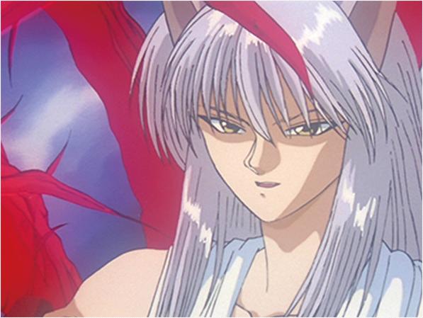アニメ 銀髪 ギャップ萌え 90年代 性癖に関連した画像-04