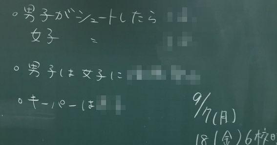 高校生 ツイッター 高校 球技 ルール 男女差別に関連した画像-01