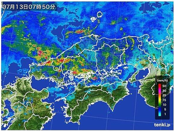 天気予報 大雨に関連した画像-03