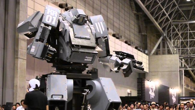ガンダムファイト クラタス 水道橋重工 MegaBot2 決闘に関連した画像-03