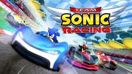 セガゲームス ソニック チームソニックレーシング シリーズ最新作 今冬発売に関連した画像-01