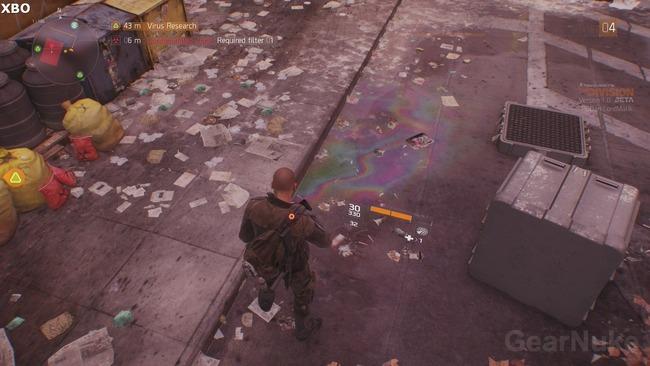 ザ・ディビジョン ディビジョン PS4 XboxOne スクショに関連した画像-12