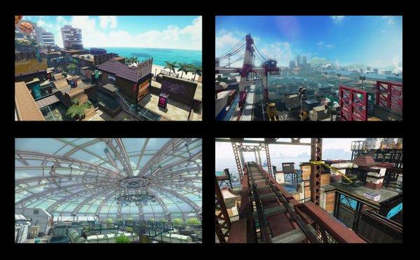 スプラトゥーン ステージ アップデート アンチョビットゲームズに関連した画像-09