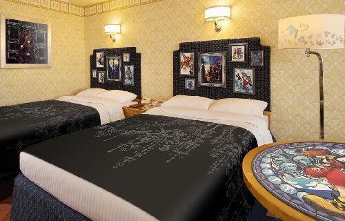 ディズニーホテルキングダムハーツルームに関連した画像-01