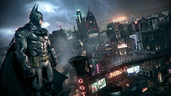 バットマン アーカムナイト Xboxに関連した画像-01