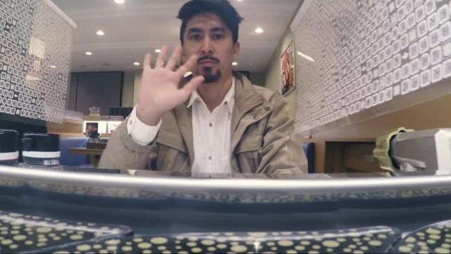ユーチューバー はま寿司 レーン カメラ 炎上に関連した画像-02