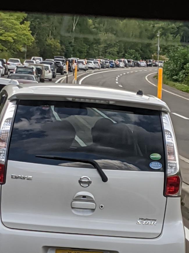 GoToトラベル 旅行 渋滞 4連休 キャンプ 温泉 人混みに関連した画像-03