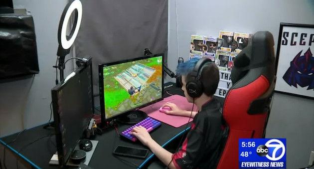 14歳 少年 フォートナイト ゲーム実況 2200万円に関連した画像-04