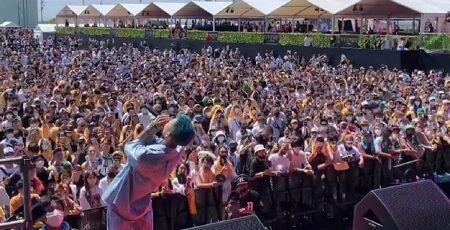 ラッパー Kダブシャイン 批判 ツイート波物語 愛知県 音楽フェス NAMIMONOGATARI 実害に関連した画像-01