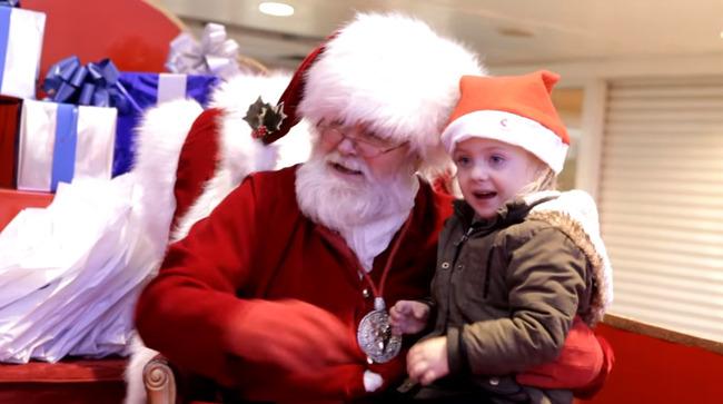 サンタクロース サンタ 神対応に関連した画像-12