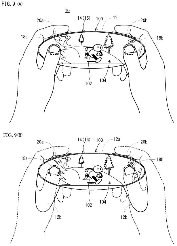 任天堂 コントローラー 特許に関連した画像-05