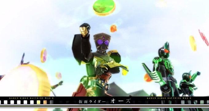 仮面ライダー バトライド・ウォー2に関連した画像-18