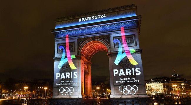 2024年 パリ五輪 ロゴ発表 自由の女神に関連した画像-01