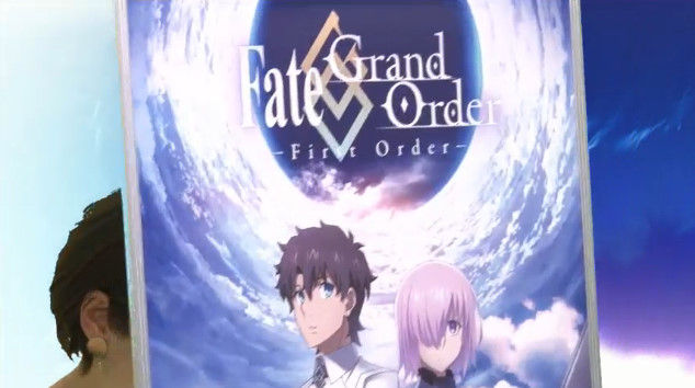 FGO フェイト グランドオーダー TVアニメ化 アニメ特番に関連した画像-02