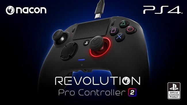 PS4 コントローラー Xbox レボリューションプロコントローラー2 プロゲーマー eスポーツに関連した画像-03