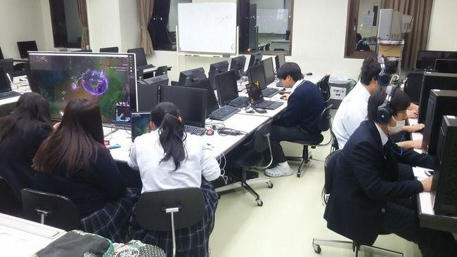 eスポーツ eスポーツ部 部活 茨城県立大洗高校 公立高校に関連した画像-01