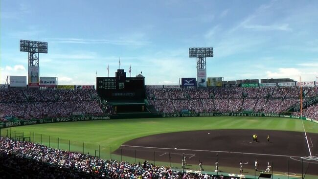 甲子園 全国高校野球 新型コロナウイルスに関連した画像-01