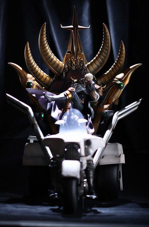 北斗の拳 サウザー フィギュア 聖帝 神輿 玉座に関連した画像-04