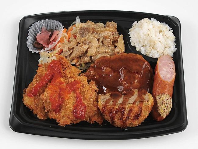コンビニ弁当 米 おかず 肉 ミニストップ お肉ドーン!っと弁当に関連した画像-03