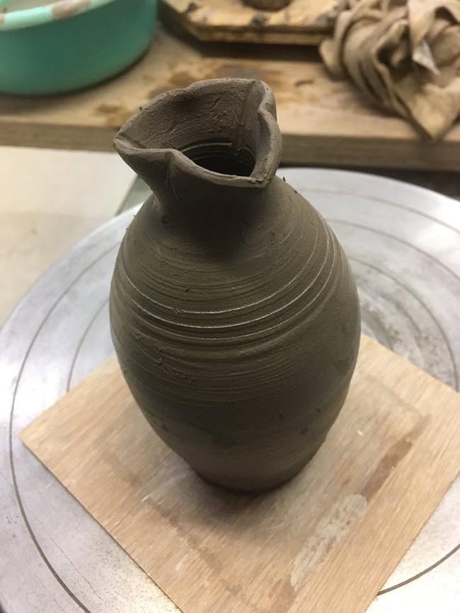 とっくり 注ぎ口 陶芸家 カウンターに関連した画像-02