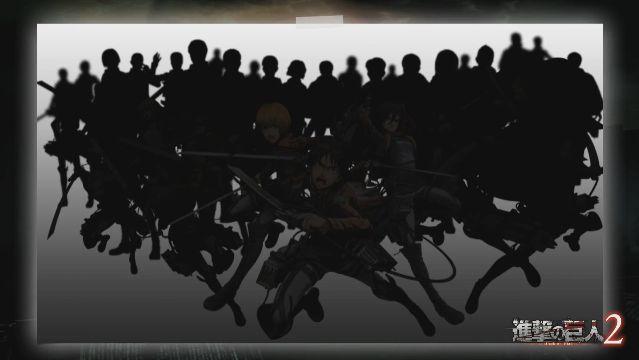 進撃の巨人2 コーエーテクモ PS4 PSVita ニンテンドースイッチ Steamに関連した画像-06