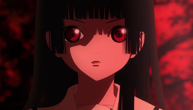 TVアニメ 4期 地獄少女 宵伽 新シリーズ 傑作選 PV メインキャスト 能登麻美子に関連した画像-01