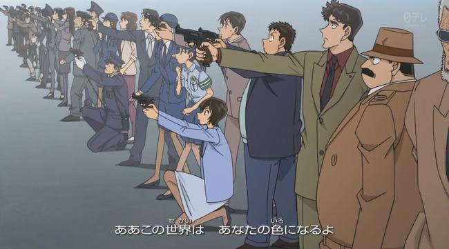 名探偵コナン コナン OP バトルアニメ 映画 に関連した画像-15