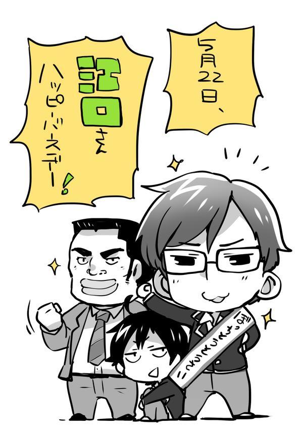 江口拓也 生誕祭 誕生日 中村悠一に関連した画像-03