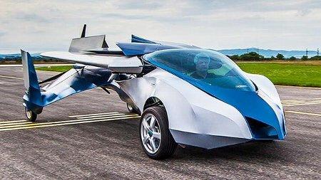 空飛ぶ車映像公開に関連した画像-01