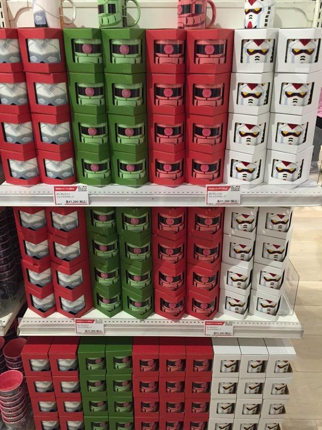ガンダム展 柿のSEED ビームサーベルポッキーに関連した画像-03