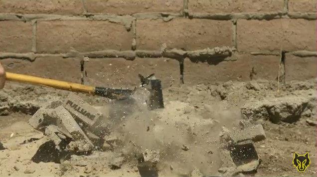 iPhone6S 脆弱性 ハンマー 液体窒素 YouTube 動画 ライフル ミキサー 破壊 スマートフォンに関連した画像-06