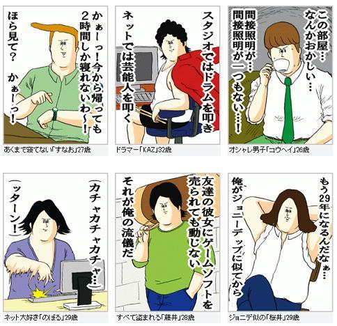 ランキング 男子 女子 自慢話 清潔感 批判的に関連した画像-01