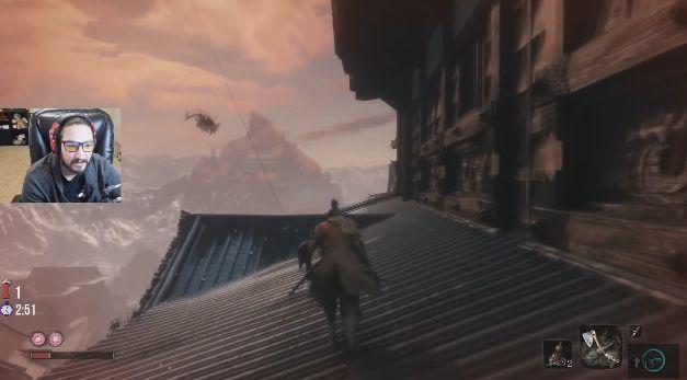 SEKIRO 隻狼 初見殺し フロム・ソフトウェアに関連した画像-05