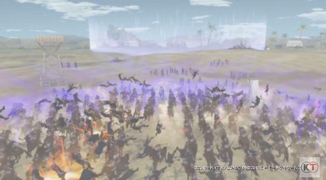 アルスラーン戦記×無双 マルダーンラッシュに関連した画像-01