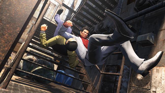龍が如く6 戦闘 逃げる 逃走 シリーズ初 システムに関連した画像-03