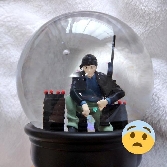名探偵コナン スノードーム 低クオリティ 邪神に関連した画像-02