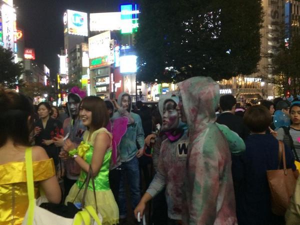 渋谷 怪盗キッド ハロウィンに関連した画像-05
