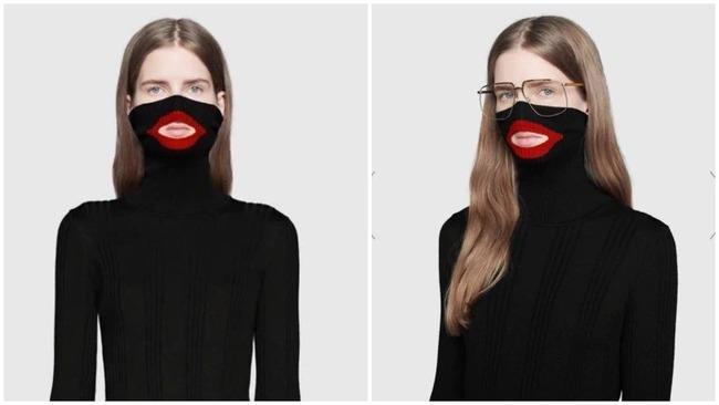 グッチ 黒いセーター 黒人差別に関連した画像-03