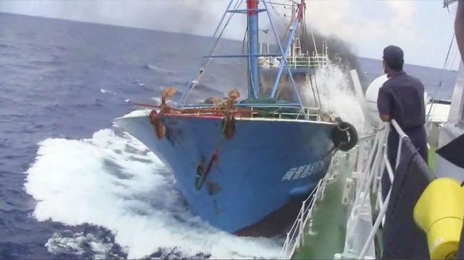 中国漁船 衝突事件 尖閣諸島 中国 菅直人 前原誠司に関連した画像-01