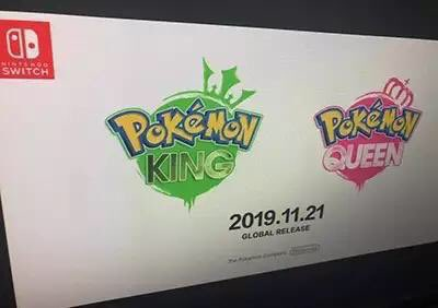 ポケモン 第8世代 新作 発売日 タイトル 判明 キング クイーンに関連した画像-05