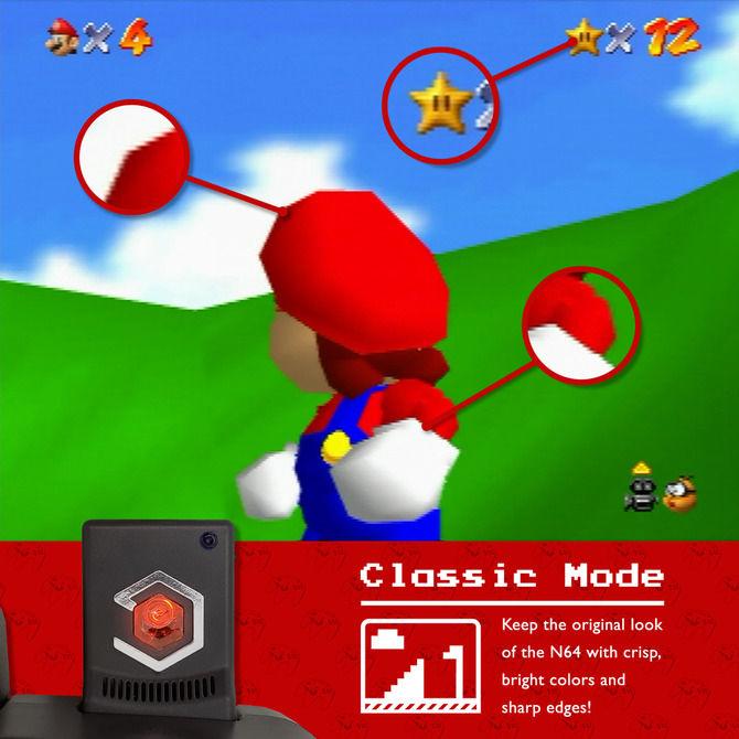 ニンテンドウ64 HDMI アダプタ Super64 海外 世界初に関連した画像-04