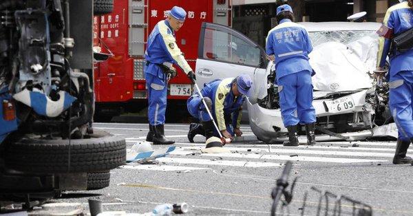 池袋 プリウス暴走 運転手 逮捕 上級国民 弁護士に関連した画像-01