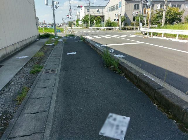 道端 薄い本 同人誌 散乱に関連した画像-02