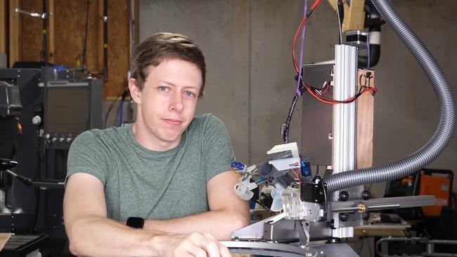 全自動 散髪 ロボット 自作に関連した画像-09