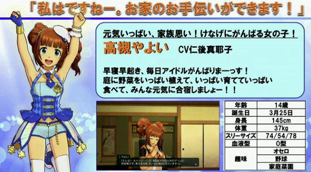 アイドルマスター プラチナスターズ PV PS4に関連した画像-26