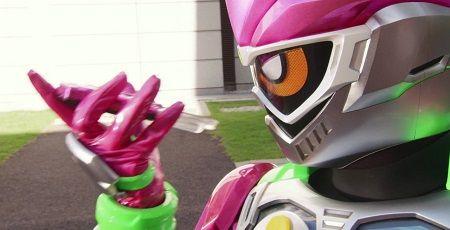 仮面ライダーエグゼイド カセット フーフー アドリブに関連した画像-01